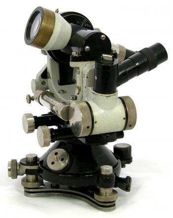 The microscope side of the Th1.