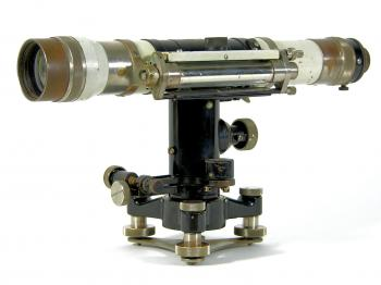 The 1932 Carl Zeiss Nivellier III.