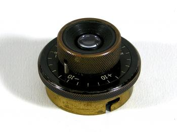 The ocular of the Carl Zeiss Nivellier III.