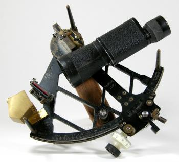 The C. Plath 1956 Geodetic Sextant