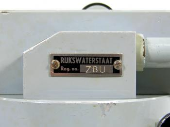 The Rijkswaterstaat inventory number.