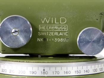 The serial indicates it was made in 1965.