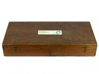 The box of the Kelvin Hughes station pointer.