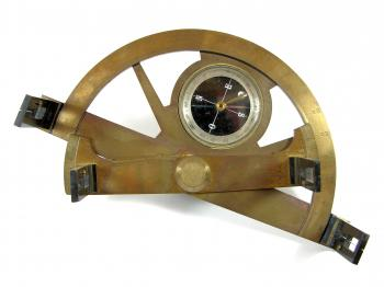 A late 18th century graphometer