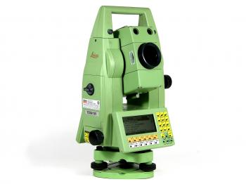 1999 Leica TCRA robotic total station.